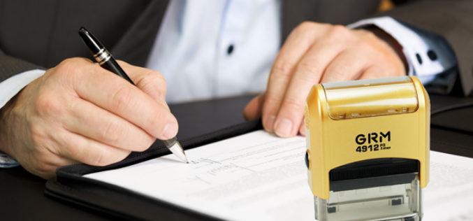 В каких документах можно использовать факсимиле, а в каких нет?