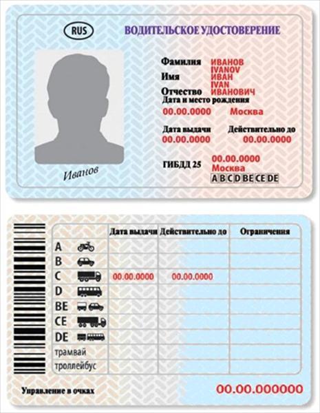 Где оплачивать госпошлину за водительское удостоверение