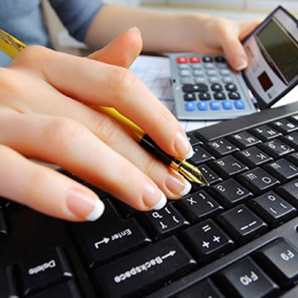 Калькулятор и клавиатура