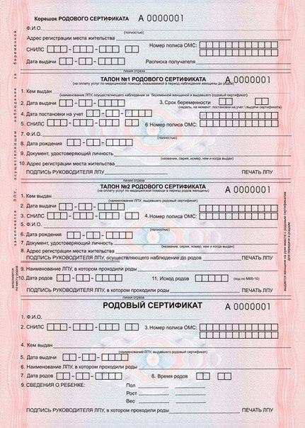 Как выбрать роддом по родовому сертификату
