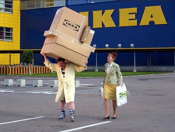 ИКЕА возврат товара