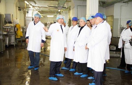 Санитарные правила для предприятий мясной промышленности